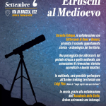 Dagli Etruschi al Medioevo