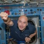 Luca Parmitano alla (ri)conquista dello spazio