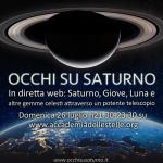 Occhi su Saturno 2020