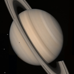 Come sono fatti gli anelli di Saturno?