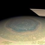 Un esagono per Saturno