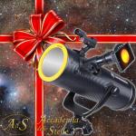 Regalare un telescopio per Natale? I migliori modelli da 0 a 400 euro.