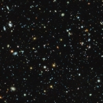 MUSE Rivela Segreti Inesplorati dell'Hubble Ultra Deep Field