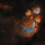 NGC 6334: Zampa di Gatto