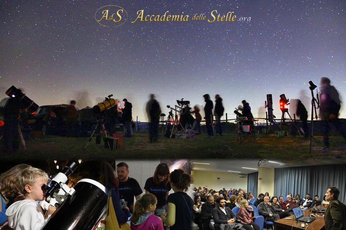 Accademia delle Stelle - Astronomia a Roma
