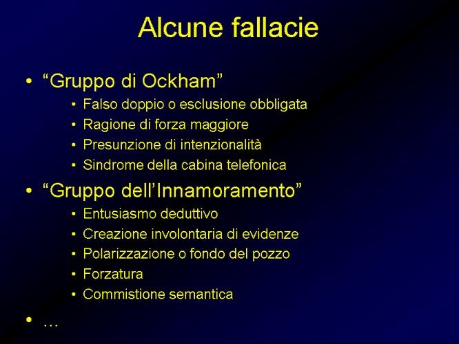 Fallacie in archeoastronomia