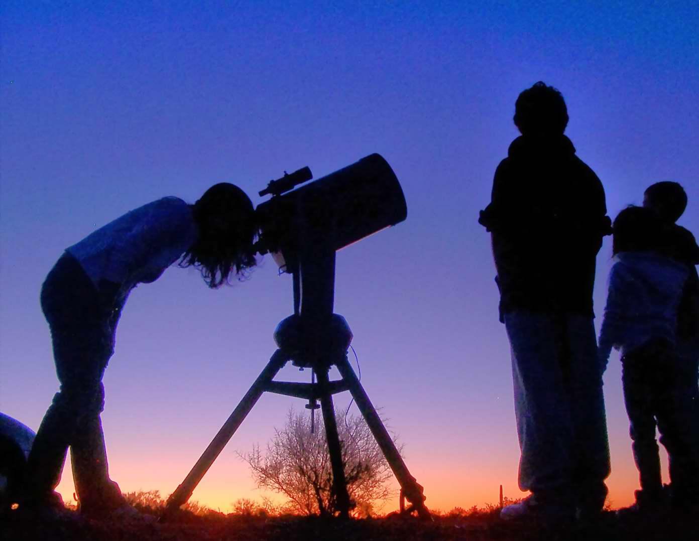 Vacanza astronomica