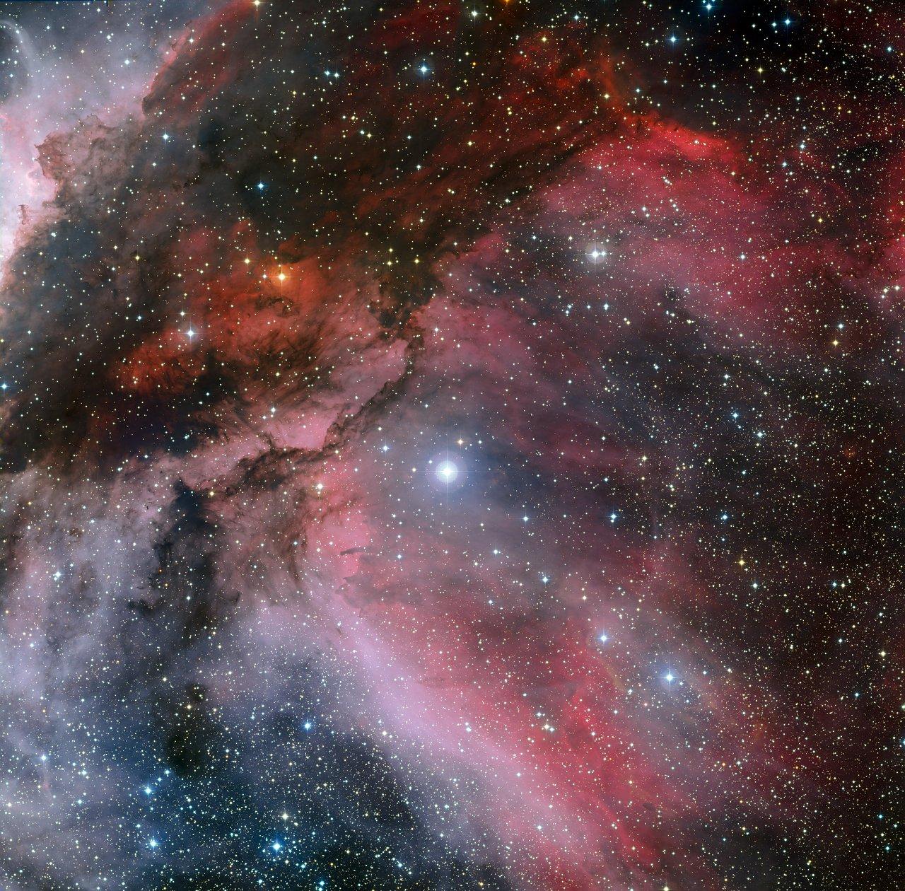 Eta Carinae eso1031a