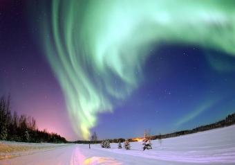 Motore aurore polari