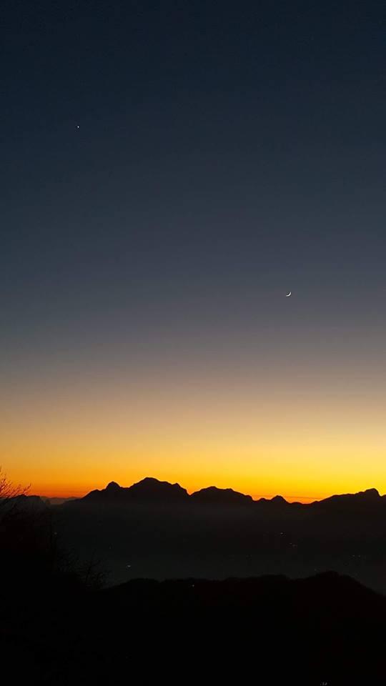 (Elisa Faggioni, Alpi Apuane)