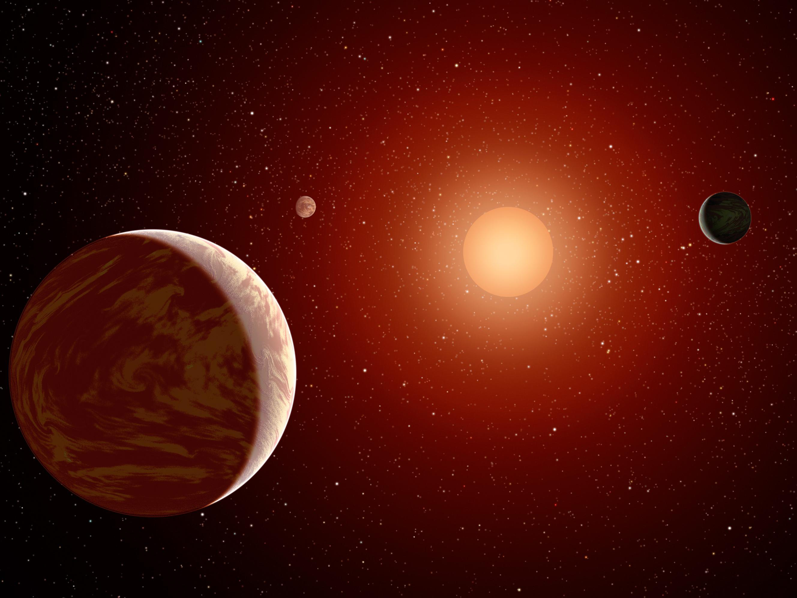 Trappist-exoplanets
