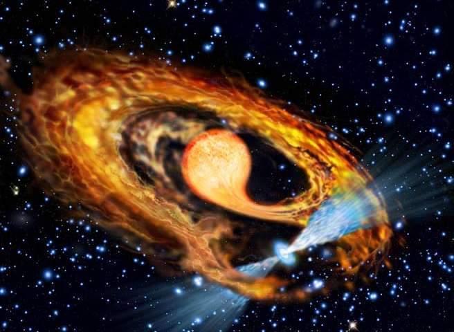 pulsar millisecondo