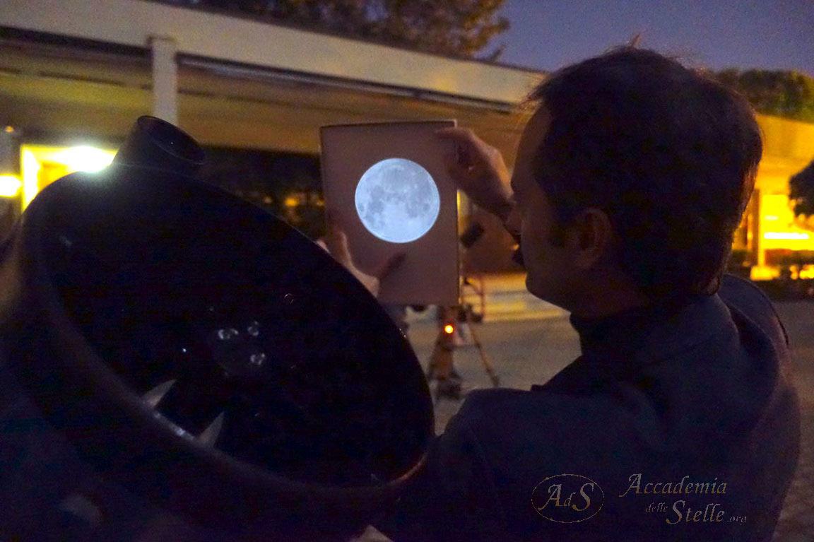 Notte Internazionale della Luna a Roma 2016