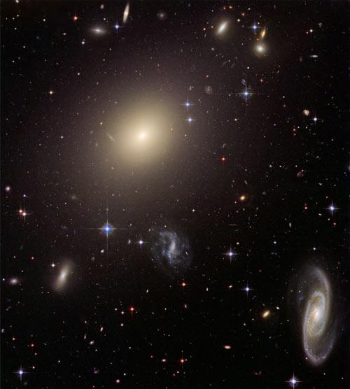 Formazione stellare cluster