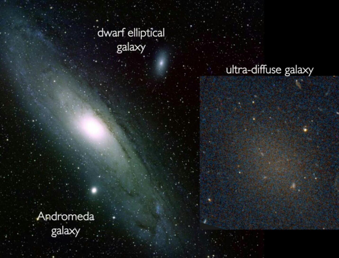 galassie ultra diffuse