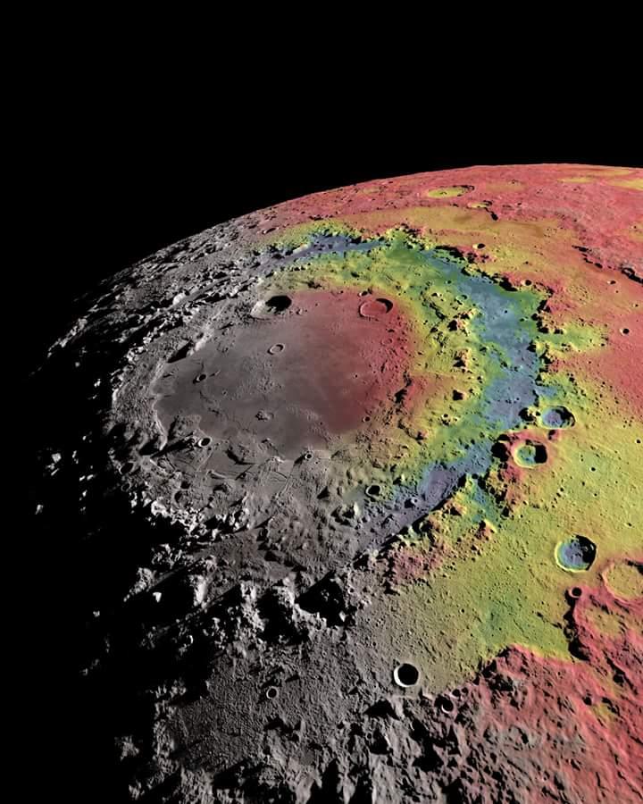 bacino lunare
