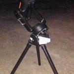 Un telescopio pronto per le osservazioni