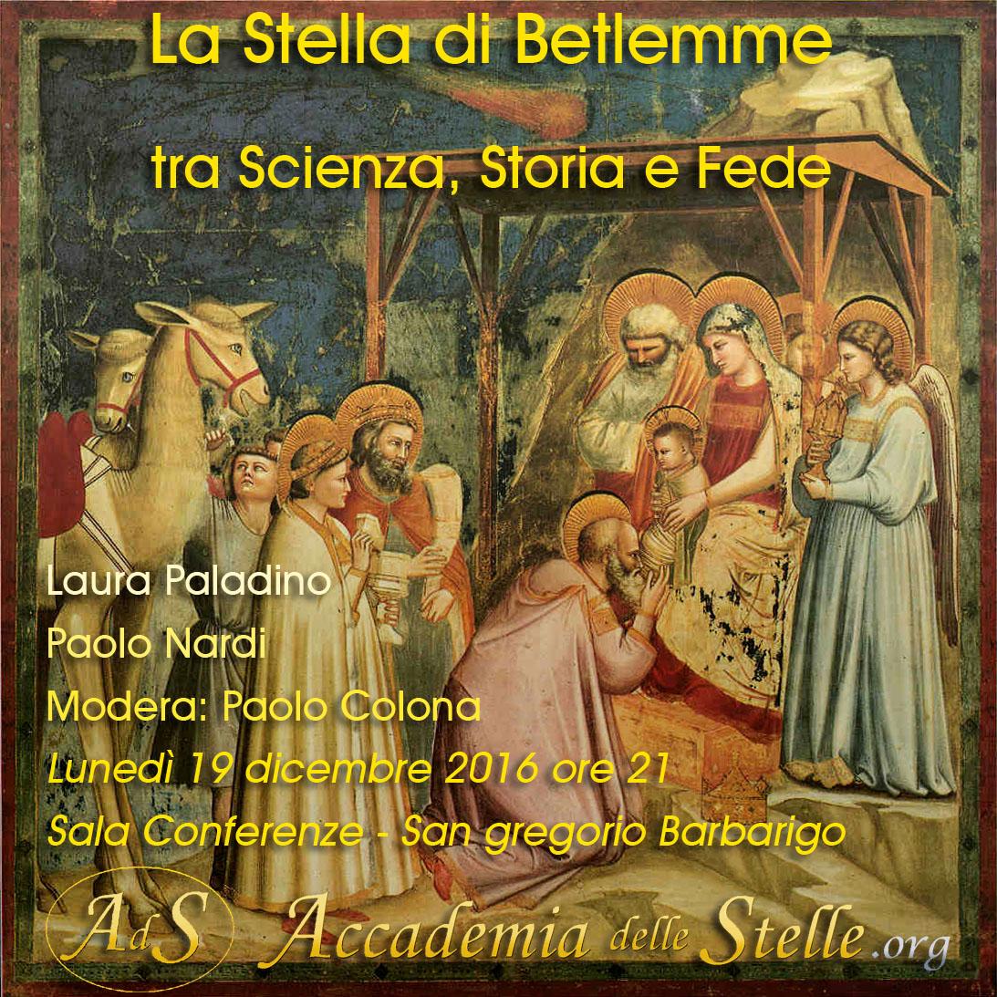 Giotto Stella Betlemme