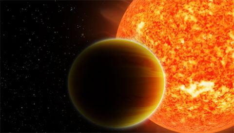 Hot-Jupiter