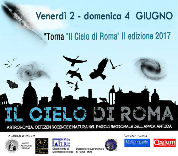 Il Cielo di Roma - mini