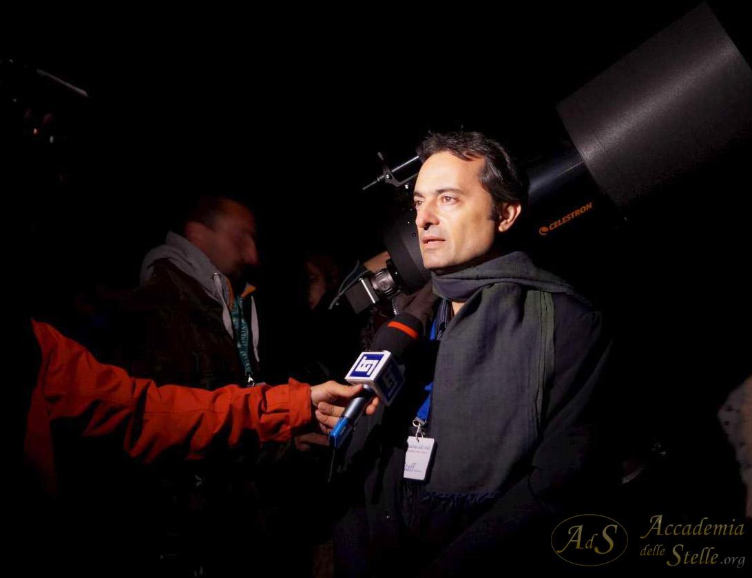 Intervista del TG1 al nostro direttore Paolo Colona.