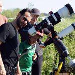 Osservare in contemporanea il Sole: il vantaggio di un telescopio doppio!