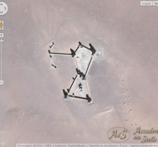 Stadt des Orion-Archeoastronomia moderna