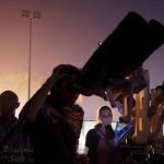 Un binocolo gigante per godersi l'eclissi totale in 3D.