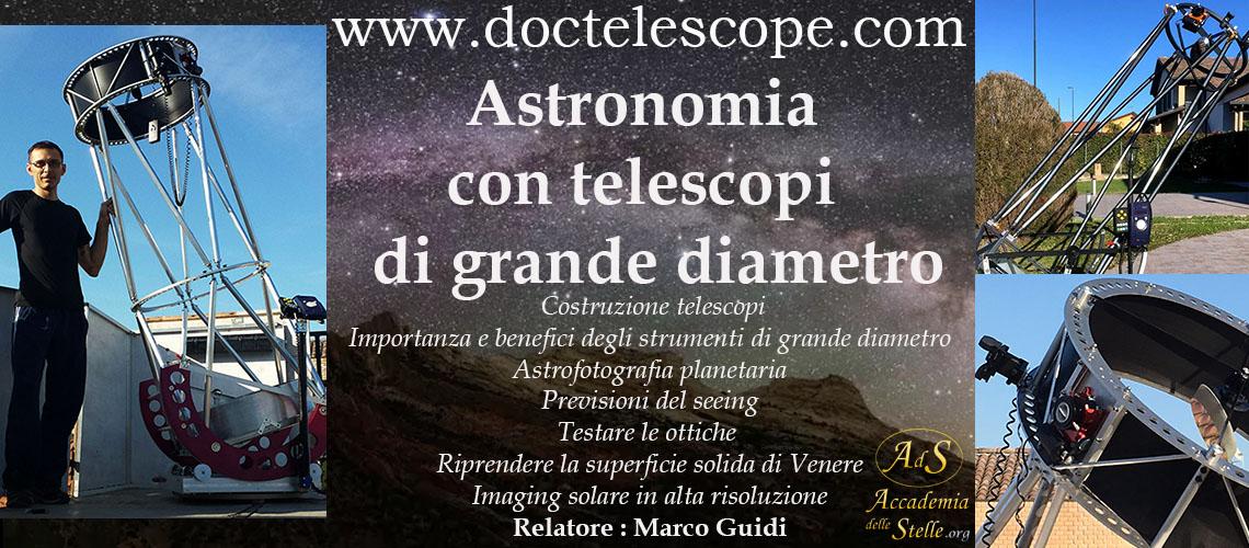 Conferenza Roma Dobson 50cm