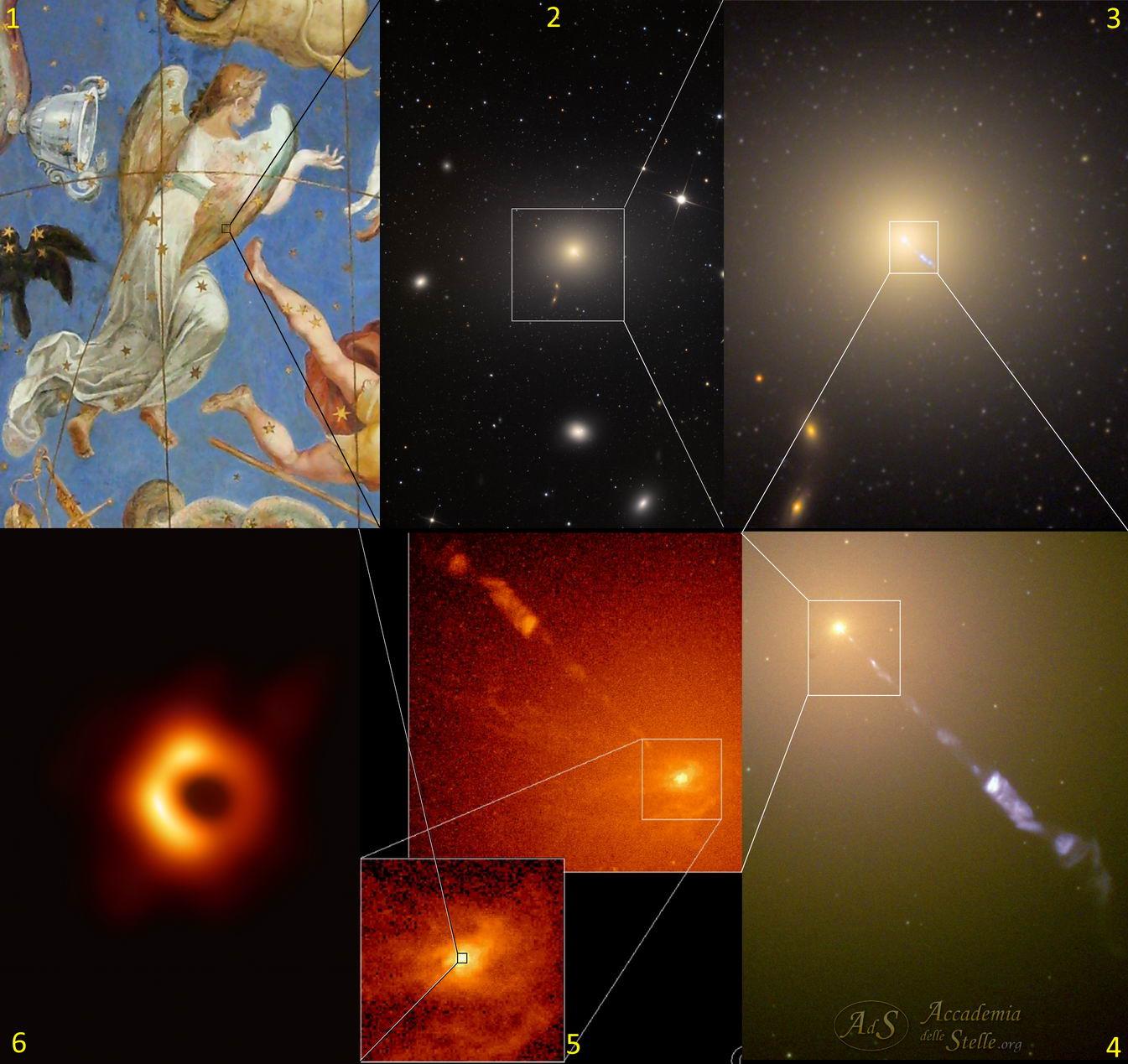 M87 EHT foto buco nero