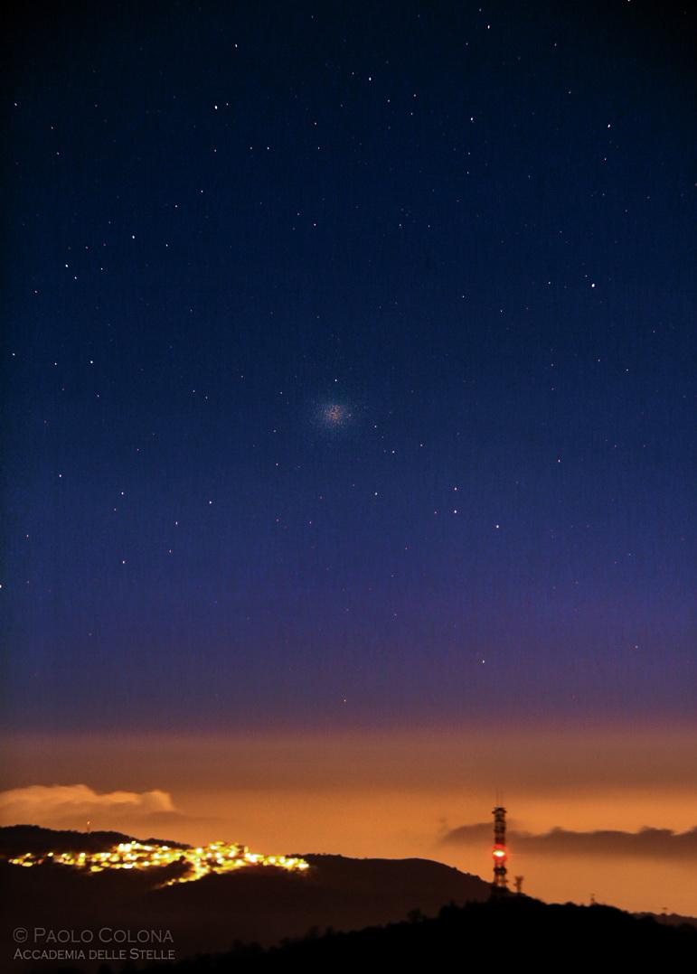 Omega Centauri 42N