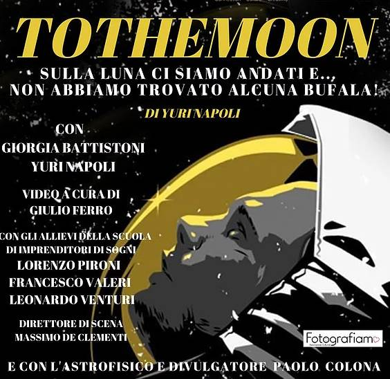 To The Moon-