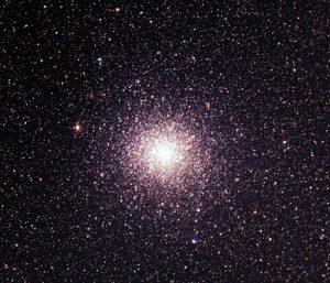 L'Ammasso globulare M22 nel Sagittario ripreso dal docente del corso
