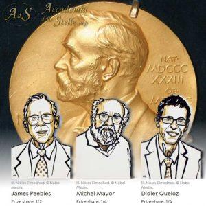 Premi nobel fisica 2019