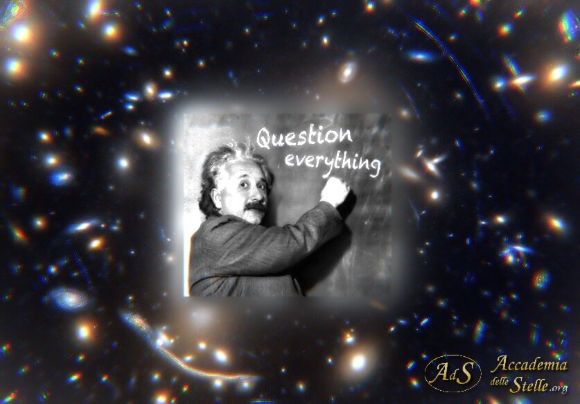 Einstein-Question-