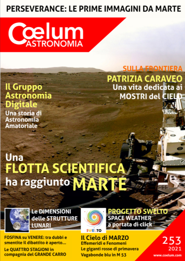 Coelum253-Cover