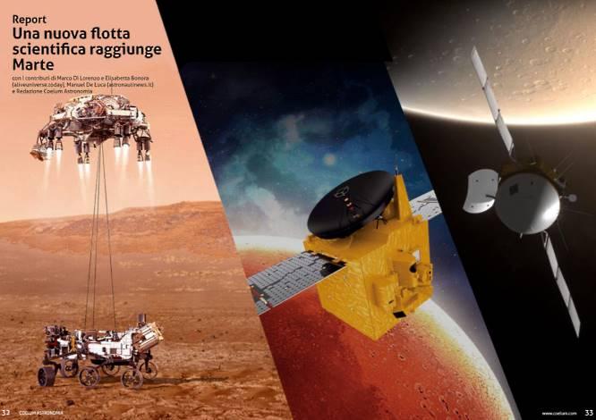 Coelum253-report Marte